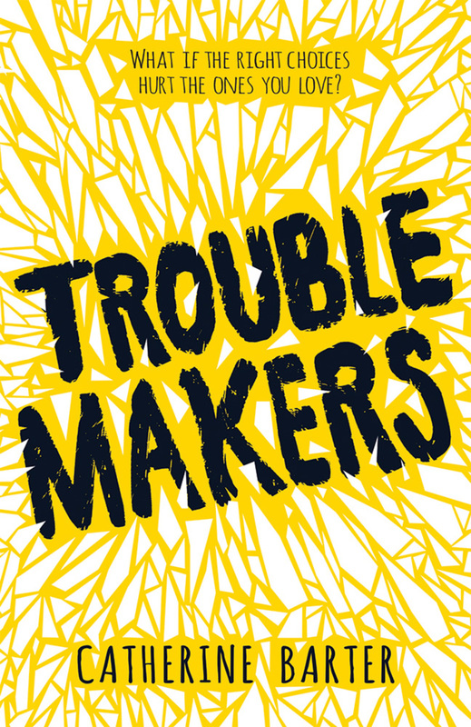 Medium troublemakers cover
