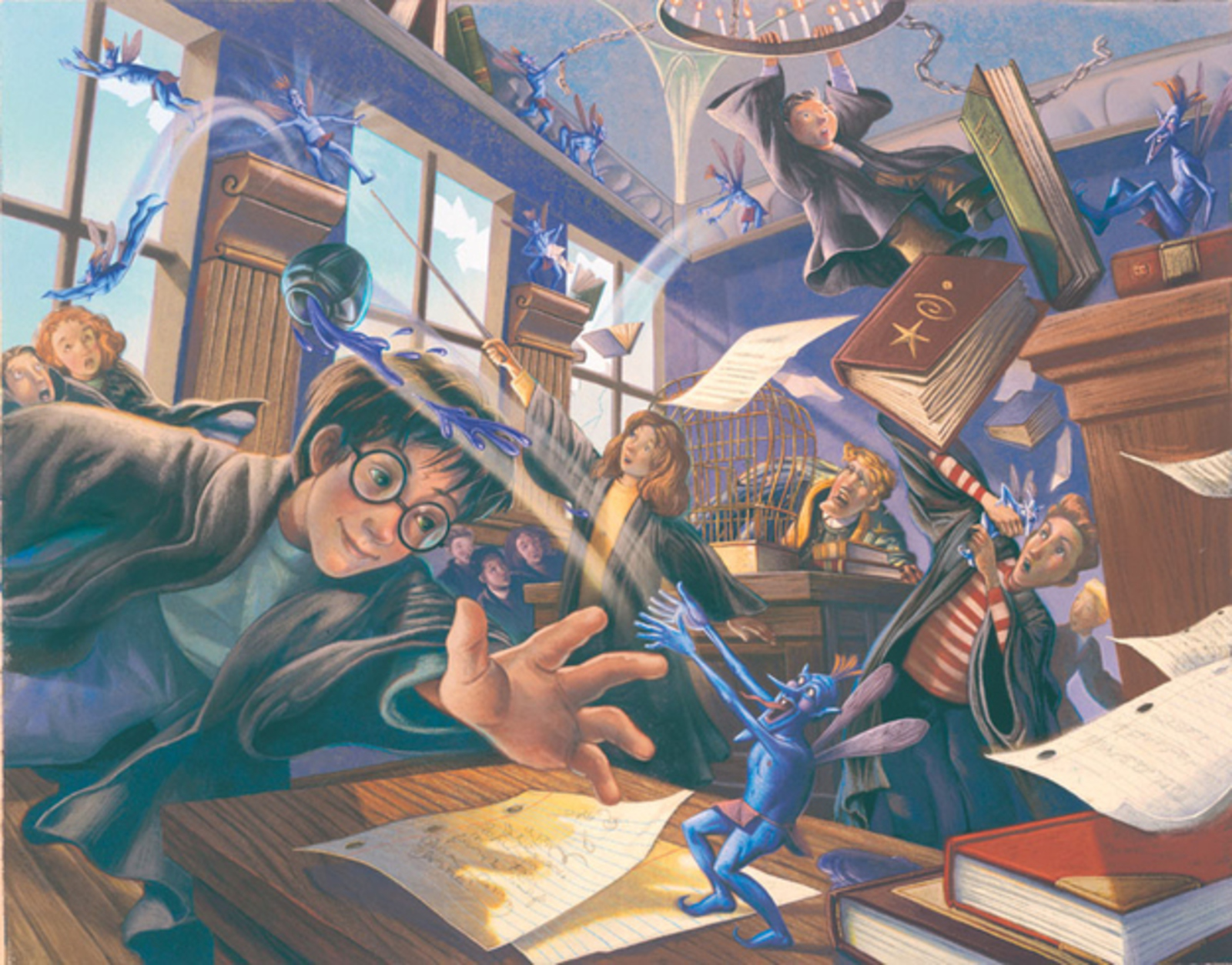 Harry potter event cover