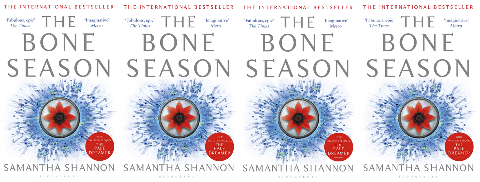 The bone season for website